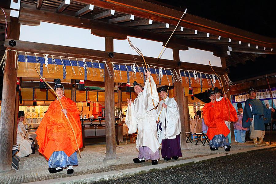神社 節分 2021 吉田 「節分の日」に京都各所で行われる節分行事の2021年開催情報